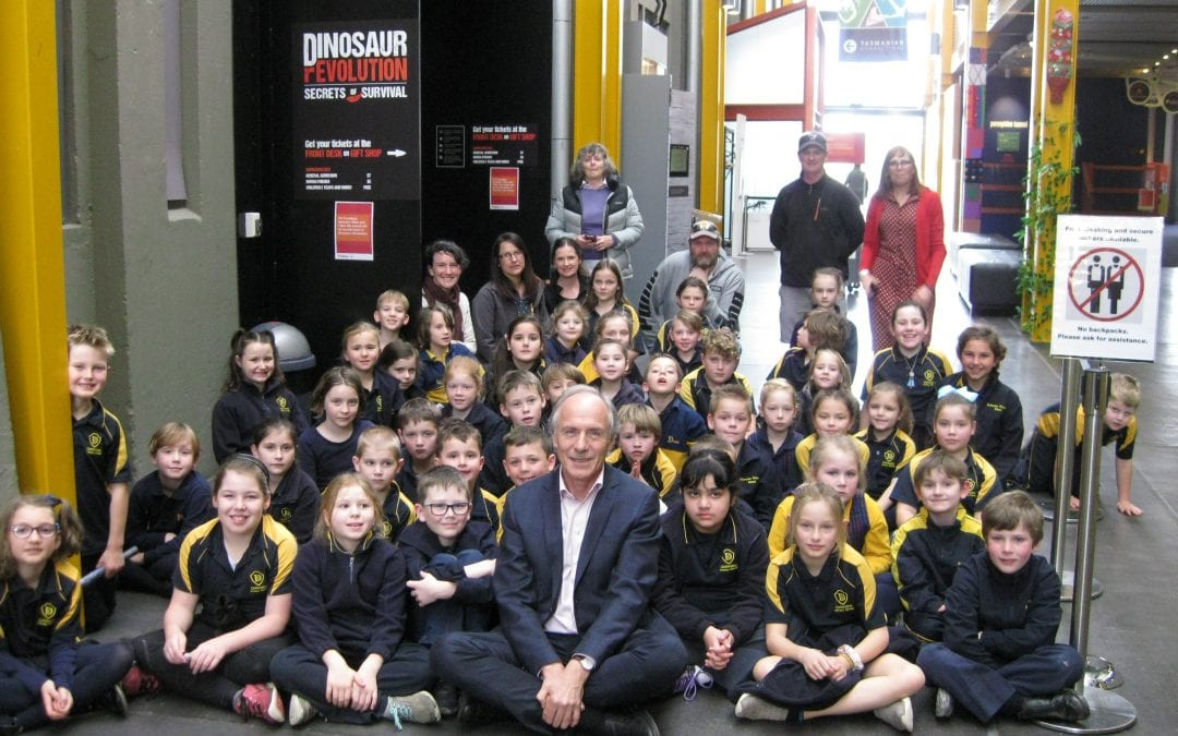 Term 3 Week 1 – 1/2A and 2/3A Dinosaur Excursion