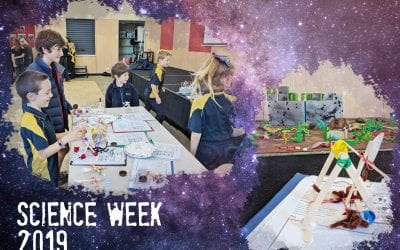 Term 3 Week 4 – Science Week