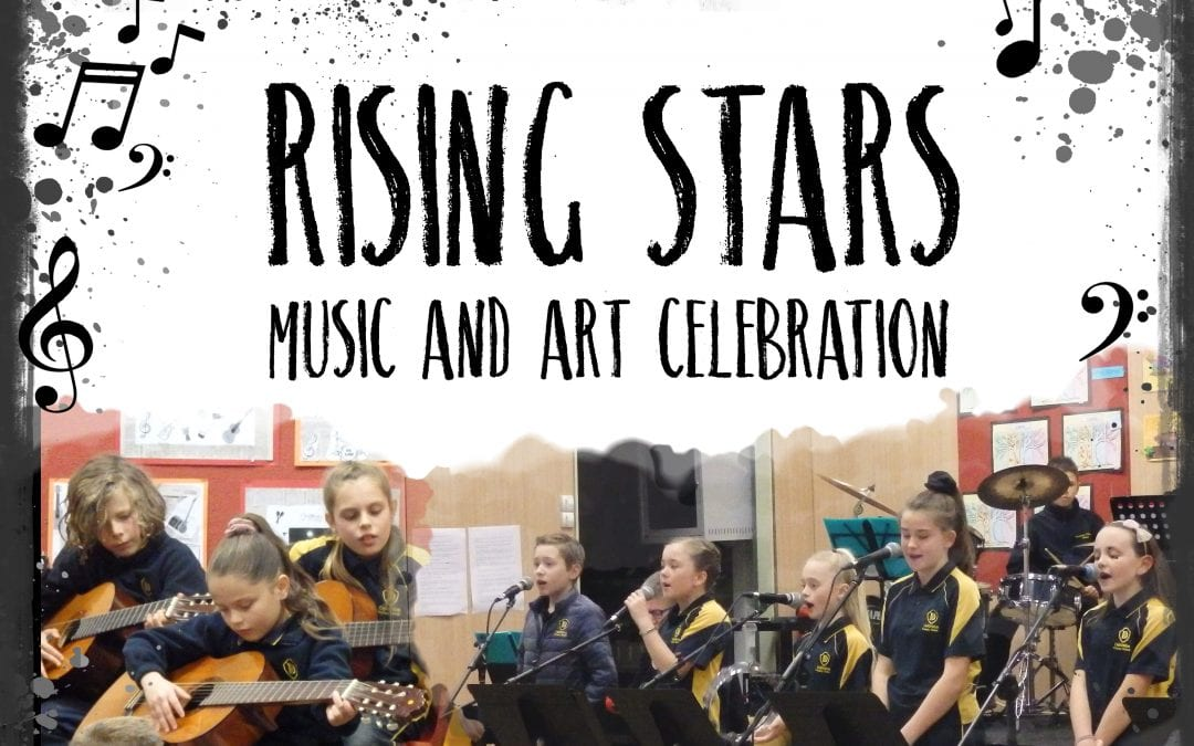 Term 3 Week 6 – Rising Stars Concert
