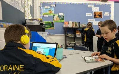 Term 4 Week 1 – Diverse Learning at Deloraine Primary School