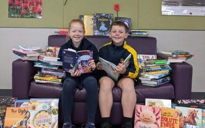 Term 4 Week 6 – Swimming Carnival, Book Fair, Earn and Learn and Student Achievement