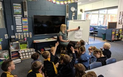 Term 1 Week 4 – Principal's Message 'Staying Connected'