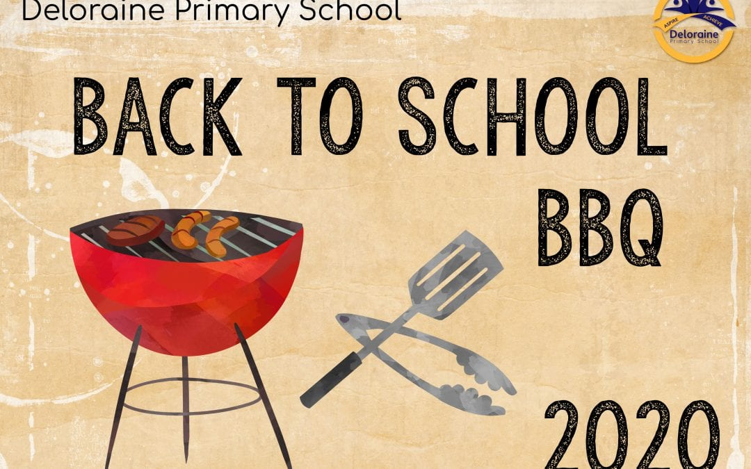 Term 1 Week 3 – 'Back to School BBQ'