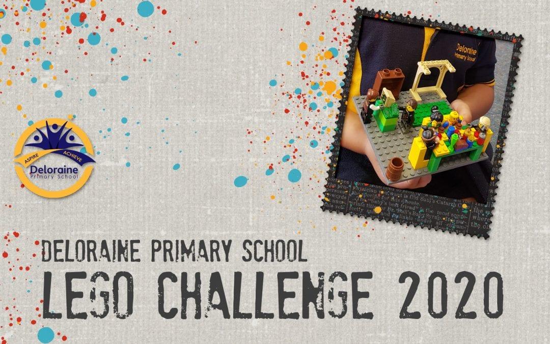 Term 1 Week 7 – Lego Challenge